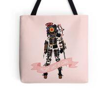 Fight Like a Girl: Big Sister Tote Bag