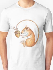 Mouse with acorn T-Shirt