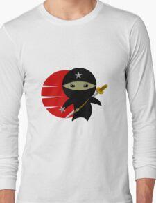 NINJA STAR Long Sleeve T-Shirt