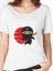 NINJA STAR Women's Relaxed Fit T-Shirt