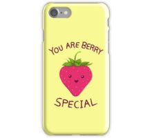 Fruity Truth! iPhone Case/Skin