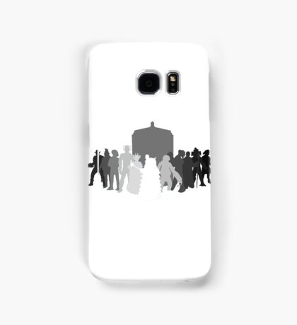 enemies of the doctor Samsung Galaxy Case/Skin