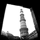 A New Qutub... by Hirendra Madhukar