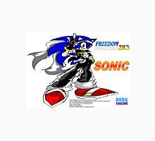 Freedom Fighter 2K3 Sonic Unisex T-Shirt