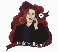 Mulder, it's me by leeminkyo