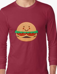 BURGER Long Sleeve T-Shirt