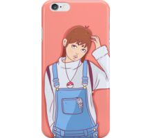 Basic Outfit iPhone Case/Skin