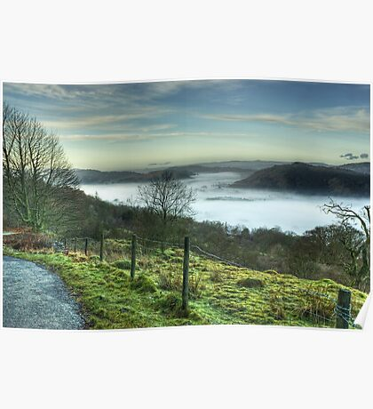 The View From The Gummers How Road Poster