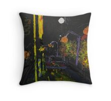 Cook Road Throw Pillow