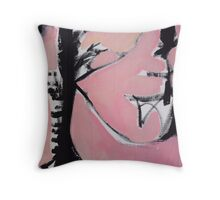 lobster tail Throw Pillow