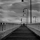 Melbourne Jetty... by Liam Moore