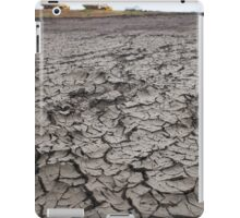 Cracked Mud iPad Case/Skin