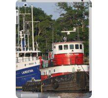 boats iPad Case/Skin