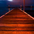 Down the Orange Wharf by bazcelt