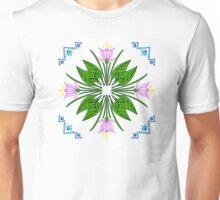 Simple flower Unisex T-Shirt
