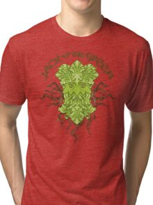 Jack O The Green Tri-blend T-Shirt
