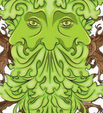 Jack O The Green Sticker