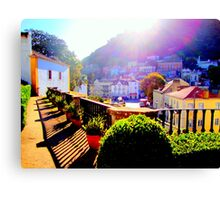 Sintra, welcome to paradise 240..sintra portugal.. Canvas Print