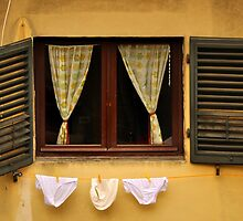 Tuscan Undies by Tiffany Dryburgh