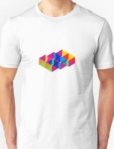 coloured boxes T-Shirt