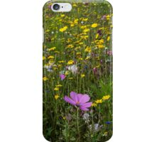 Wildflower Surprise iPhone Case/Skin