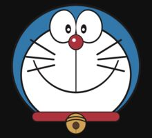 Doraemon: The Cat from the Future  Baby Tee