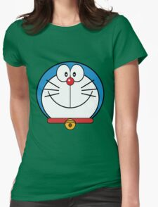 Doraemon: The Cat from the Future  Womens Fitted T-Shirt