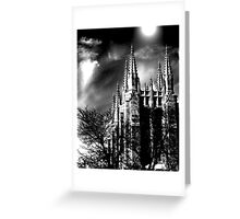 Spirits in the Sky Greeting Card