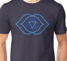 Third Eye Chakra: Ajna Unisex T-Shirt