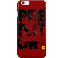 More Than Words - Predator iPhone Case/Skin