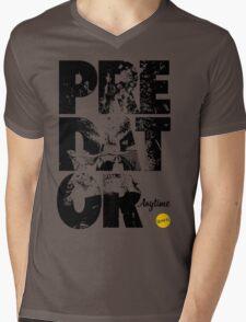 More Than Words - Predator Mens V-Neck T-Shirt