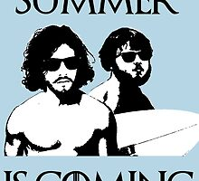 Summer is coming by Ward Designs