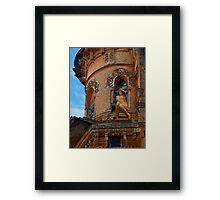 Tale of the old castle Framed Print
