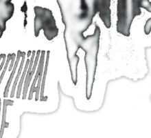Carnival of Souls Sticker