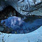 Rock's Eye - Blue Sky by Andy Freer