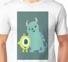Monster Inc Mike and Sulley Unisex T-Shirt