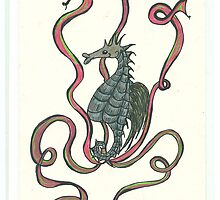 seahorse by dodiesdesigns