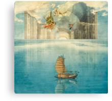 Waterdome Canvas Print
