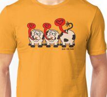 Loving Cows Unisex T-Shirt