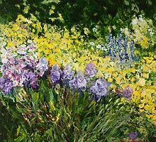 Sunshine Blossoms by Allan P Friedlander