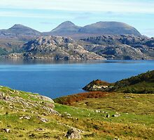 Loch Torridon, Wester Ross, Scotland by artwhiz47