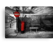 Sign, Sealed, Delivered Canvas Print