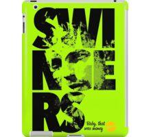 More Than Words - Swingers iPad Case/Skin
