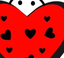 Little Love Bug Sticker
