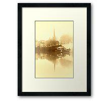 Castle Hill Park, Bristol, U/K Framed Print