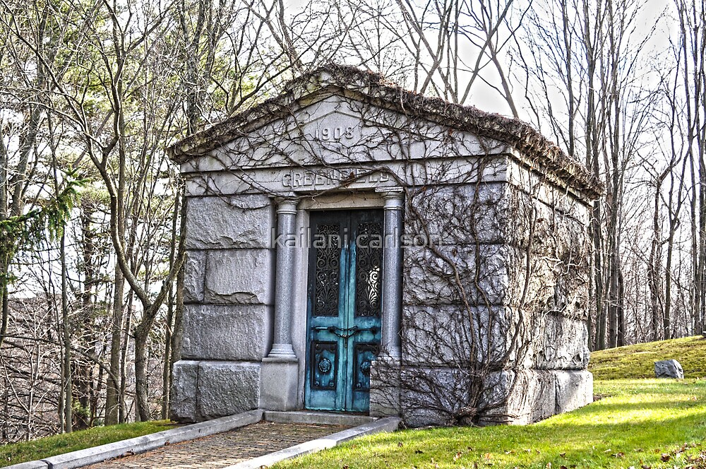 Tomb, Connecticut by MJD Photography  Portraits and Abandoned Ruins