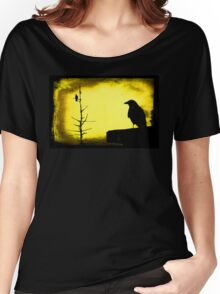 The Birds, style #3 Women's Relaxed Fit T-Shirt