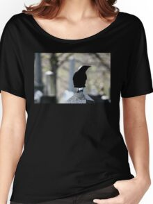 The Birds, style #5 Women's Relaxed Fit T-Shirt