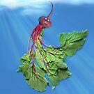 Beethany, the Jellyveggie by Vanessa Dualib