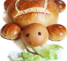 Turtle Bread by Vanessa Dualib